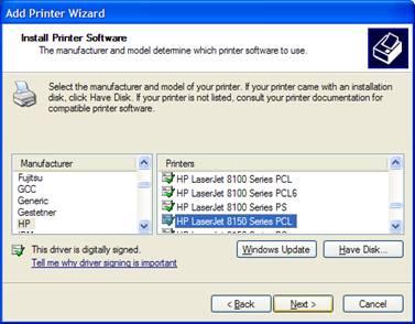 Hp Laserjet P3005 Driver Xp